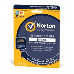 NORTON Security Deluxe 3.0