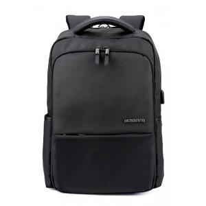 ARCTIC HUNTER τσάντα πλάτης B00069-BK με θήκη laptop