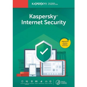 KASPERSKY Internet Security 2019 KL1939U5AFS-9FFP
