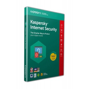 KASPERSKY Internet Security 2019 KL1941U5AFS-8MSB