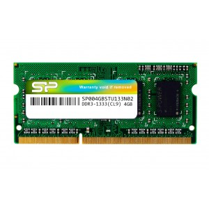 SILICON POWER Μνήμη RAM DDR3 SODimm