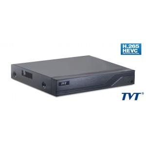 TVT Υβριδικό καταγραφικό TD-2104TS-HC