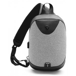 ARCTIC HUNTER τσάντα Crossbody XB0049-LG
