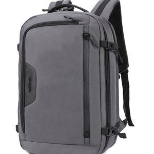 ARCTIC HUNTER τσάντα πλάτης B-00187-GY με θήκη laptop