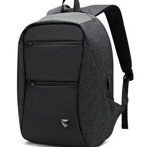 ARCTIC HUNTER τσάντα πλάτης B00207-BK με θήκη laptop