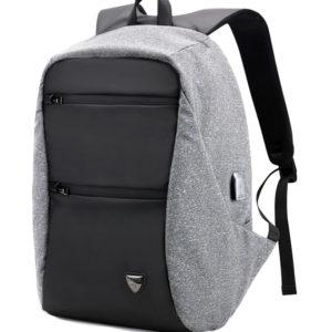 ARCTIC HUNTER τσάντα πλάτης B00207-DG με θήκη laptop