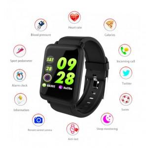 COLMI Smartwatch CLM-M28 έγχρωμη οθόνη
