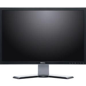DELL used οθόνη 2407WFP LCD